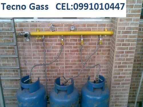 centralinas de gas