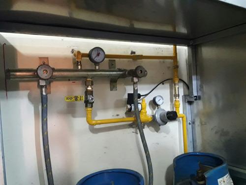 centralitas de gas