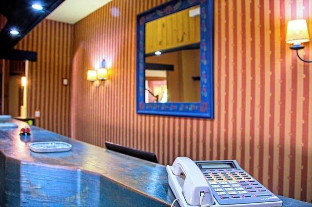 céntrica y reconocida hostería en funcionamiento en pinamar