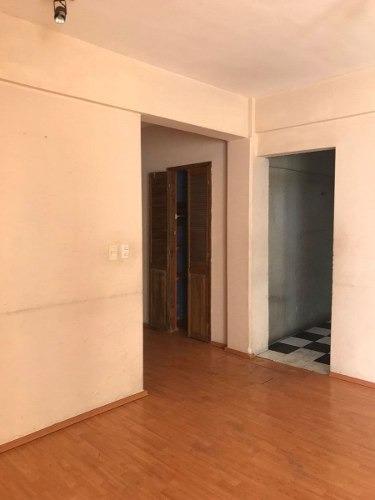 céntrico departamento en venta en col. juárez para remodelar, muy cerca de roma