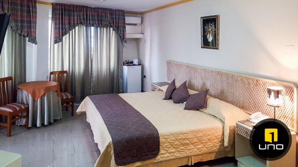 céntrico hotel en venta en santa cruz bolivia