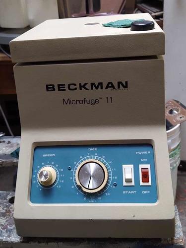 centrífuga beckman