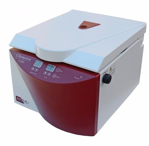 centrifuga de 8 tubos vel. variable mod. champion