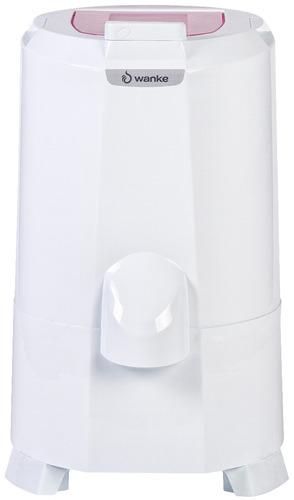 centrífuga de roupas inova 8.8kg rosa 220v - wanke