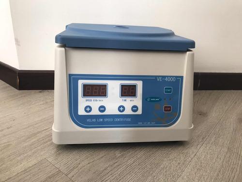 centrifuga digital de mesa ve4000 velab