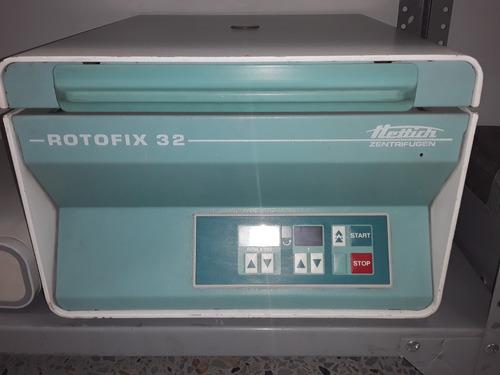 centrifuga hettich modelo rotofix 32
