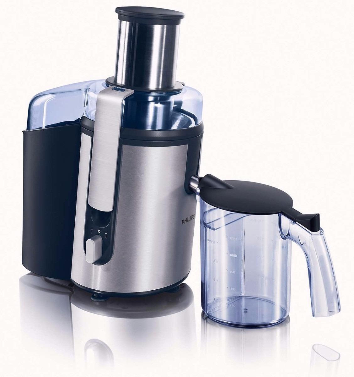 Slow Juicer Cadence Mercado Livre : Centrifuga Juicer Philips Walita Inox 650w - 110v / Original - R$ 199,99 em Mercado Livre