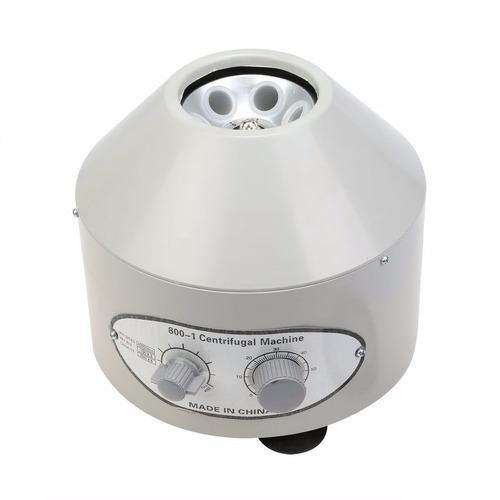 centrifuga laboratorio 6 tubos y taimer