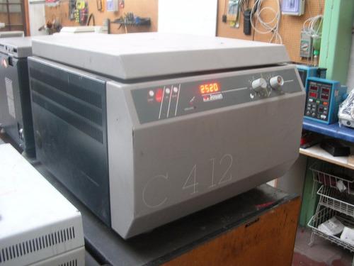 centrifuga laboratorio clinico marca jouan modelo c412