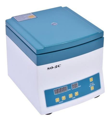 centrifuga macrocon tacometroy timer digitalpara 12 tubos