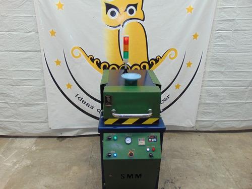 centrifuga para vaciado de zamac