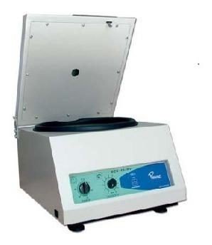 centrífuga  presvac  macro de mesa para 16 tubos de 15ml
