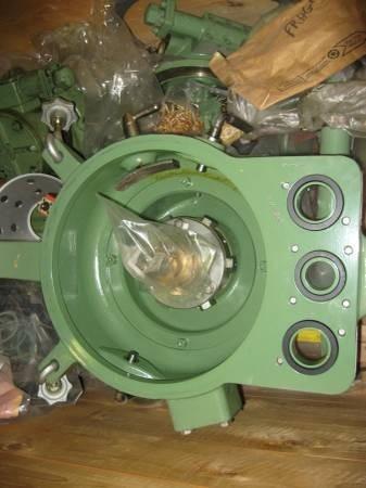 centrifuga westfalia jamaz usada todavia en su caja original