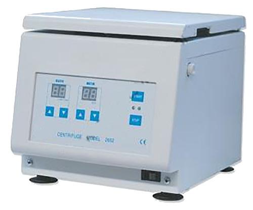 centrifugadora angular digital