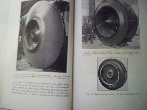 centrifugal pumps (bombas centrífugas)