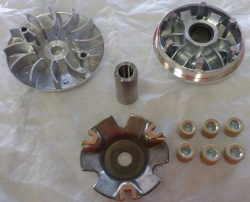 centrifugo para motonetas italika 125-150cc con rodillos