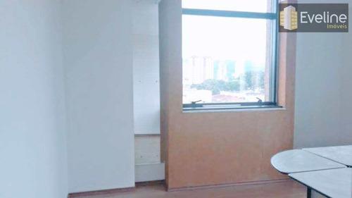 centro - alugar sala - mogi das cruzes - 56m² - a577