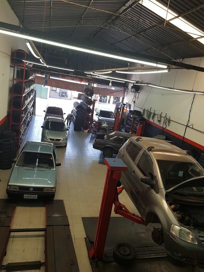 centro automotivo a venda