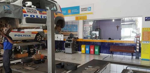 centro automotivo com serviços completos.