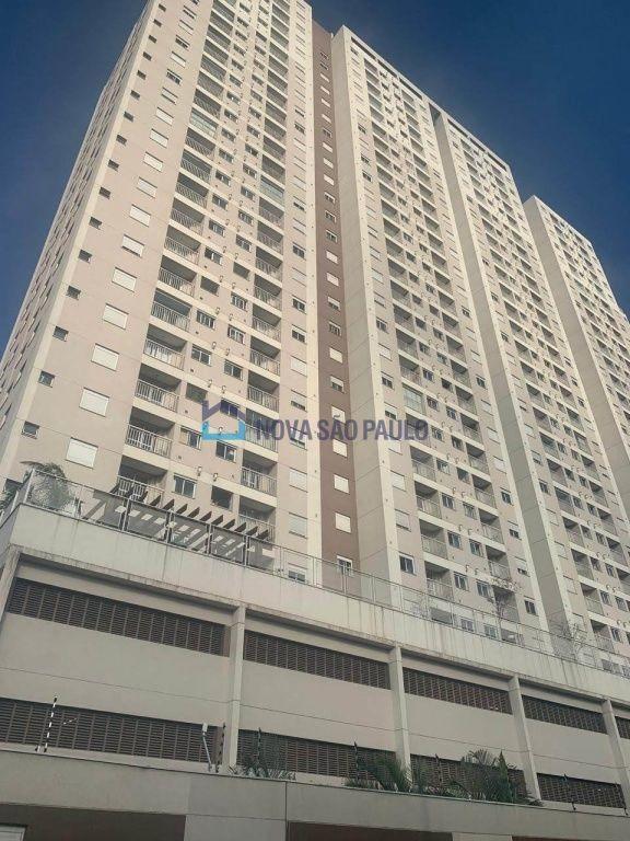 centro brás, 2 dormitórios, 1 vaga, andar alto, prédio novo - bi24665
