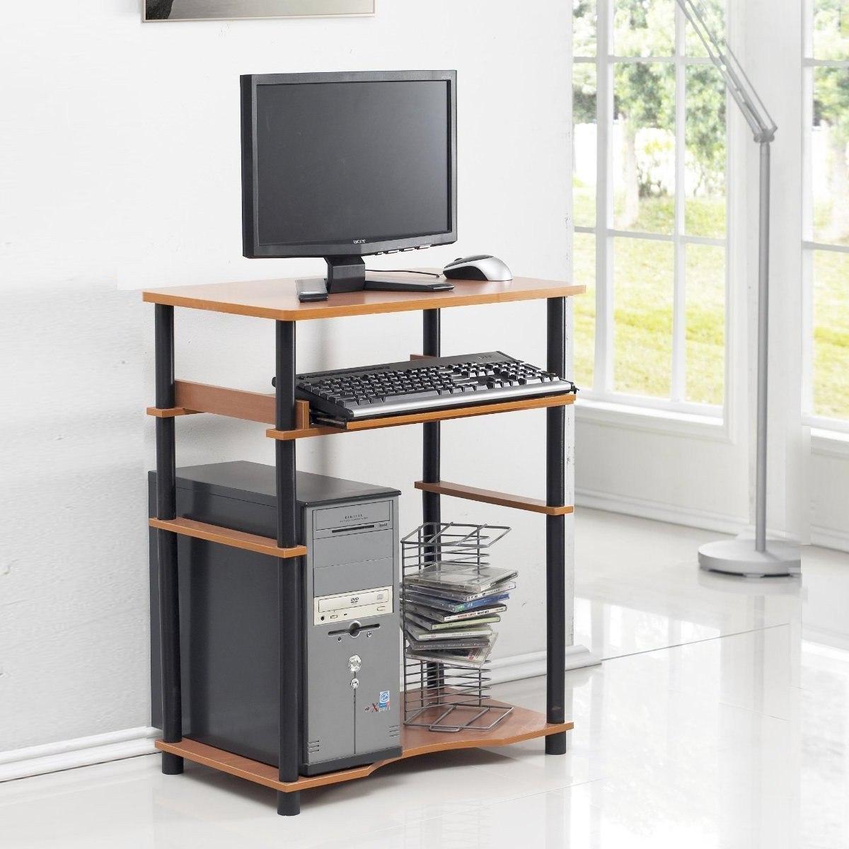 Centro computo escritorio estilo moderno durable vv4 for Muebles de escritorio modernos para casa