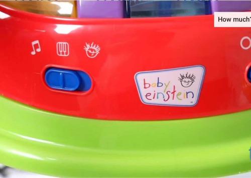 centro de actividades baby einstein