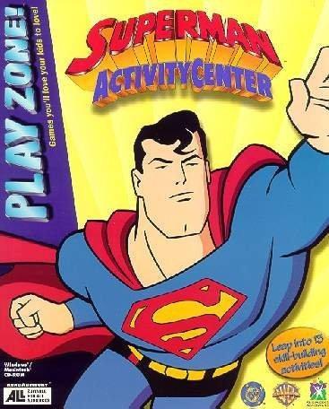 centro de actividades de superman