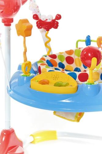 centro de actividades mega baby jumper saltarin para bebe