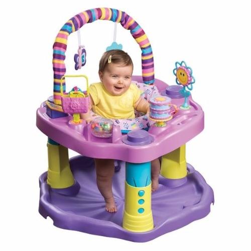 centro de actividades para bebes juega dulce té - importado