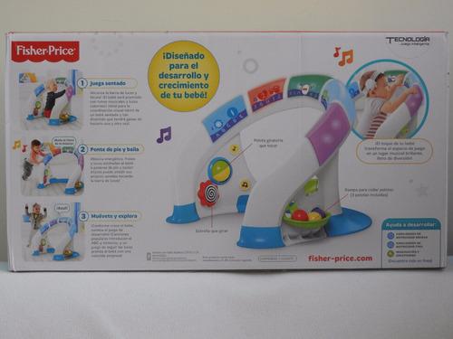 centro de aprendizaje fisher price rosquillo toys