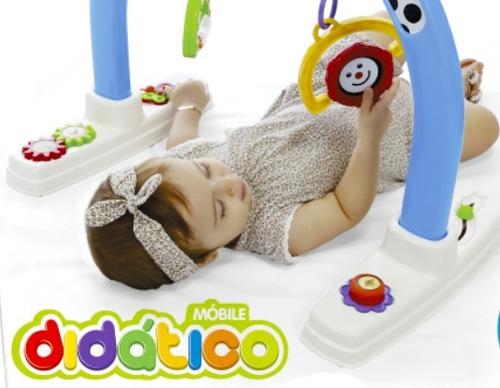 centro de atividade móbile bebê