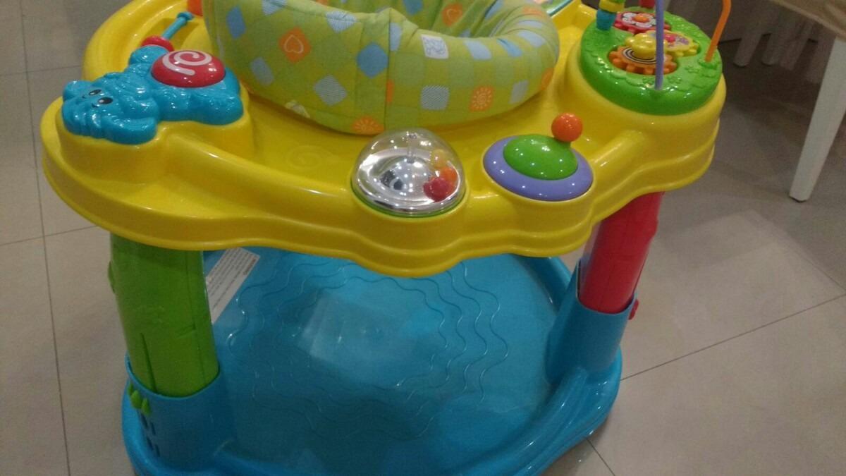4e0edcd02 Centro De Atividades Para Bebe  Baby Activity Center Play Go - R ...