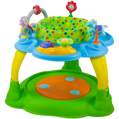 centro de atividades playmove-blue green