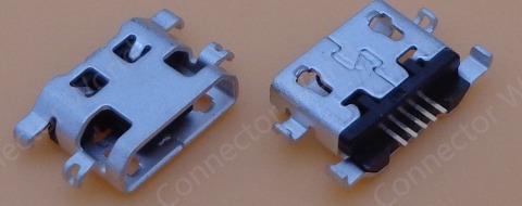 centro de carga alcatel idol s 4033d  c3 10 piezas enviograt