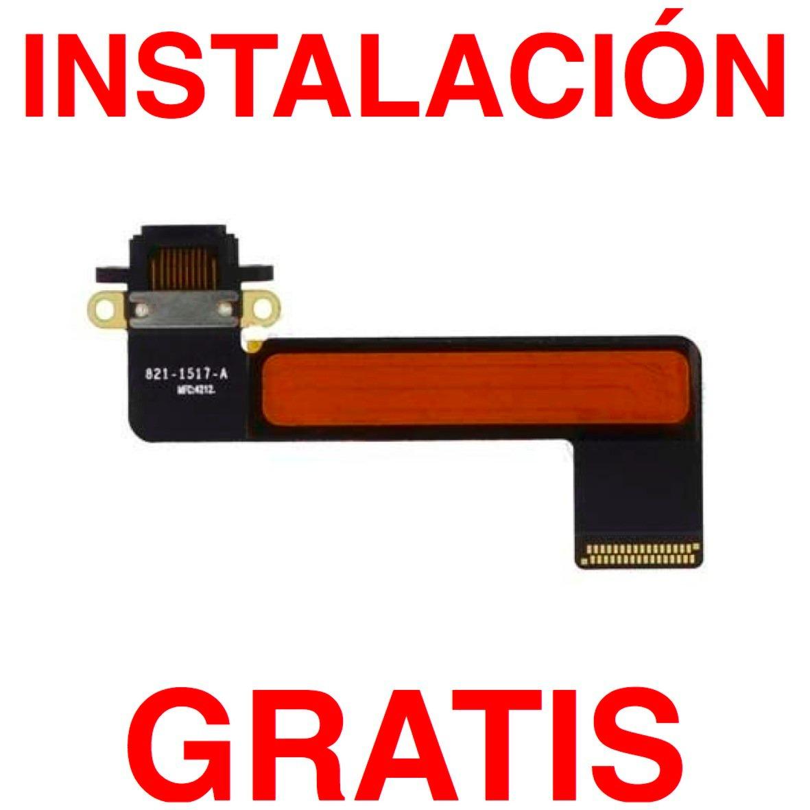 Centro De Carga Ipad Mini Instalacion Gratis - Flex Original ...