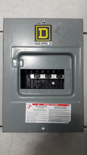 centro de carga square d