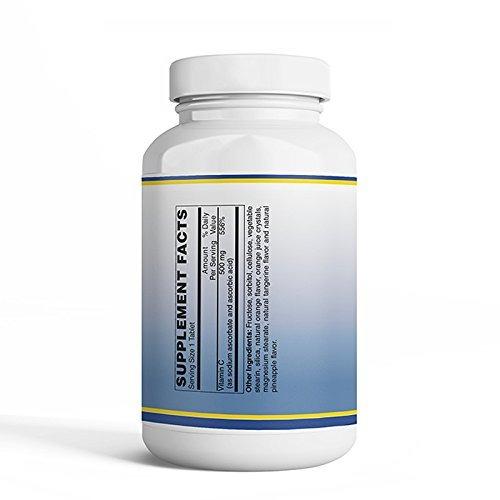 centro de descuentos vitamínicos naranja masticable c500 mg