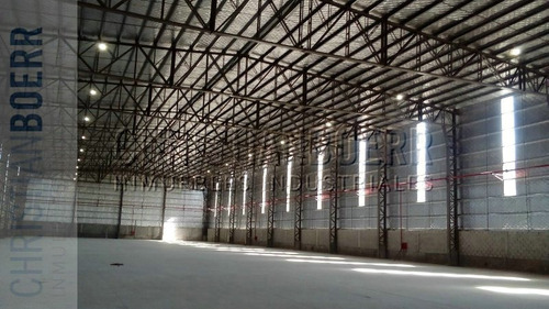 centro de distribucion 4.700m escobar. docks.