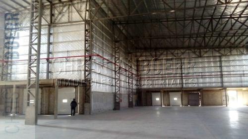centro de distribucion 6.100m escobar. docks.