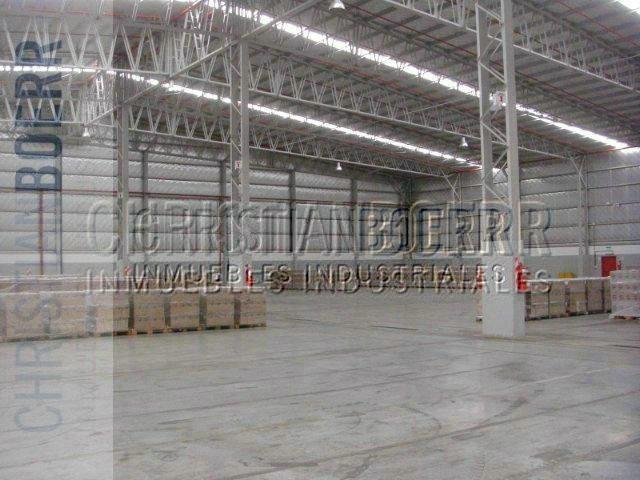 centro de distribucion de 5.200m cub a estrenar en zarate
