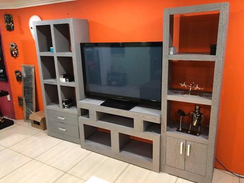 centro de entretenimiento ifell mueble pantalla