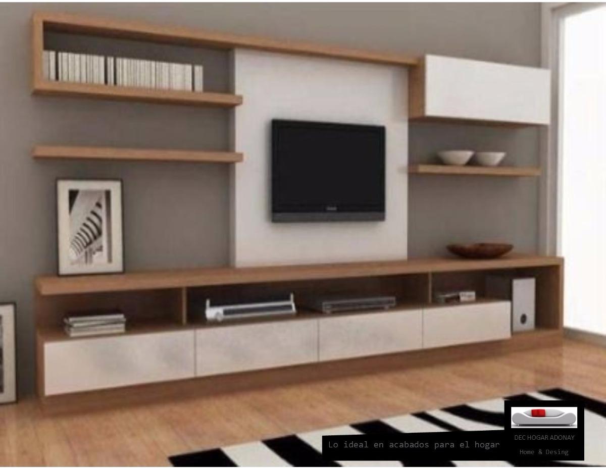 centro de entretenimiento lcd led s 1 90 en mercado libre. Black Bedroom Furniture Sets. Home Design Ideas