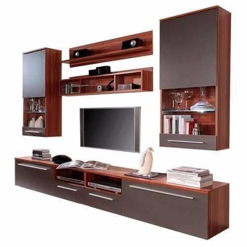 Centro de entretenimiento mueble para tv minimalista bs for Centro mueble