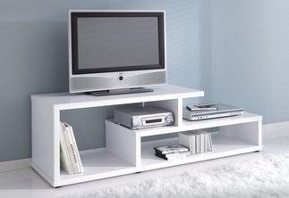 centro de entretenimiento mueble tv melamina
