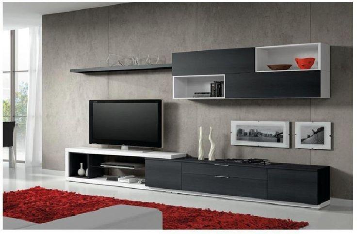 Centro De Entretenimiento Mueble Tv Modernos  Bs 860000,00 en