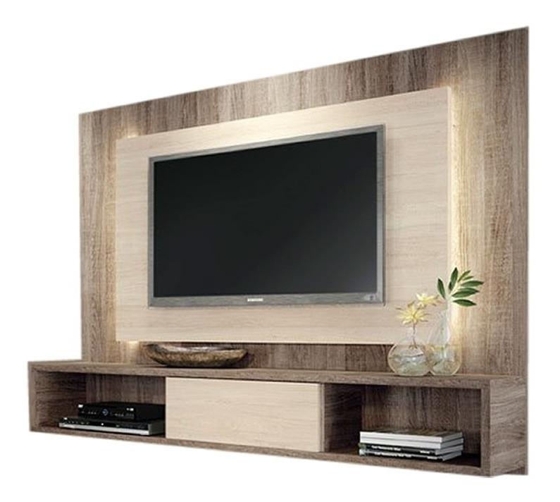 Porta Tv Lumina.Centro De Entretenimiento Panel Mueble Tv Lumina Con Envio