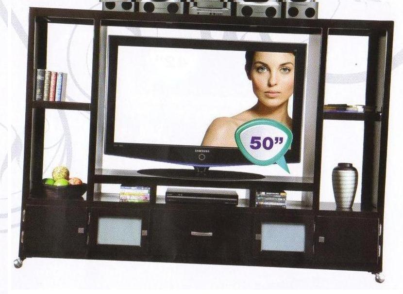 Centro de entretenimiento para pantalla lcd de 50 pulg 3 en mercado libre - Muebles para televisores pantalla plana ...