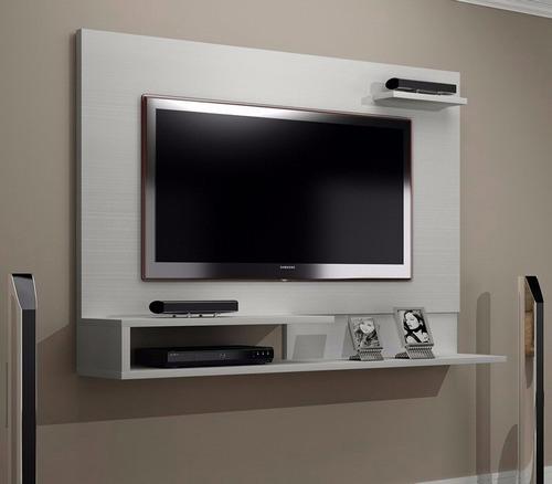 centro de entretenimiento televisor sonido tv 32 mdf repisa
