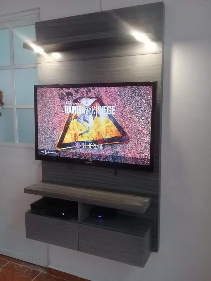centro de entretenimiento tv