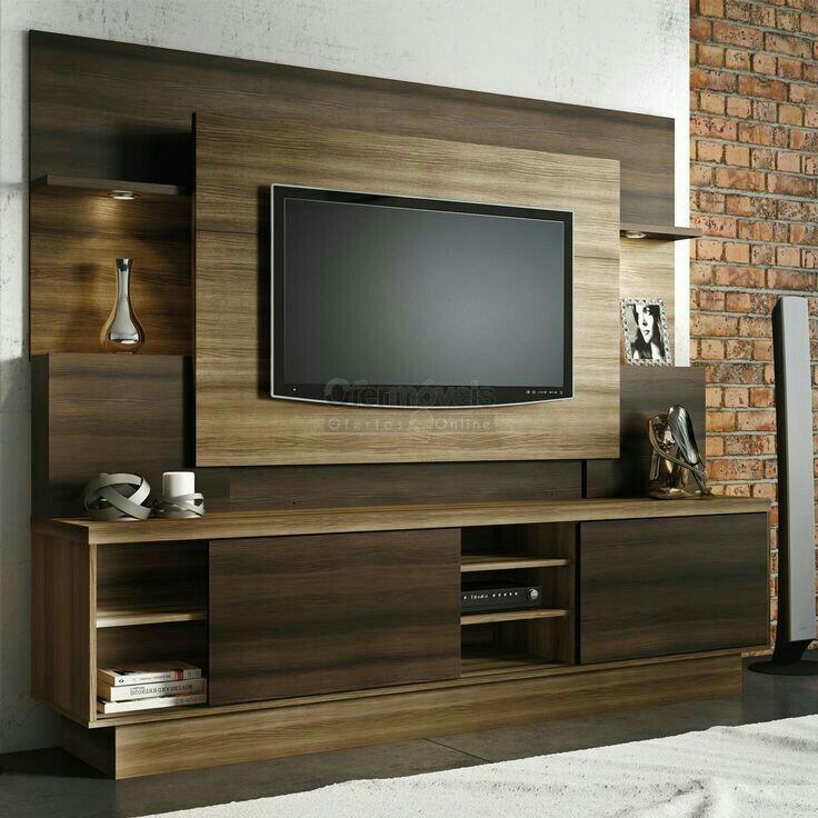 Pooja Stand Designs With Price : Centro de entretenimiento tv melamine s  en